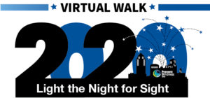 23rd Annual Light the Night for Sight Walk